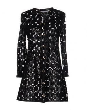 Легкое пальто CABAN ROMANTIC. Цвет: черный