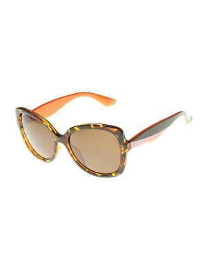 Очки Migura. Цвет: коричневый, оранжевый