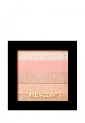 Палетка Revlon. Цвет: розовый