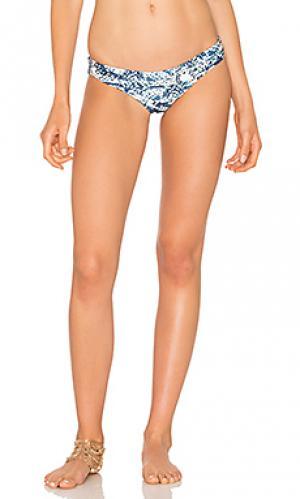 Низ бикини buzios Vix Swimwear. Цвет: синий