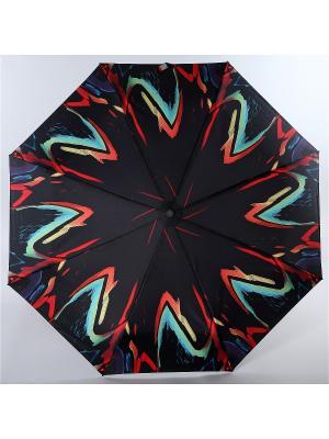 Зонт Trust. Цвет: черный, красный, морская волна