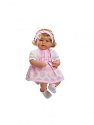Кукла Arias  девочка в розовом Elegance, 50 см подарочной упаковке Arias.. Цвет: розовый