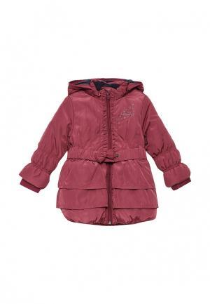 Куртка утепленная s.Oliver. Цвет: фуксия