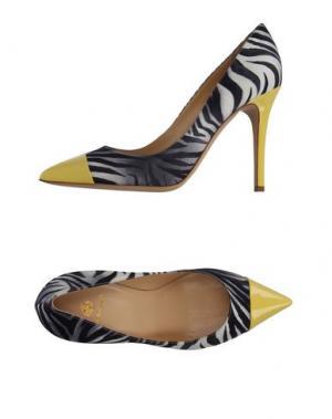 Туфли SEMILLA. Цвет: черный