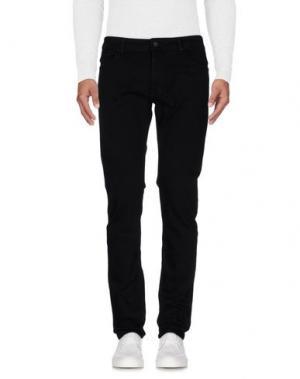 Джинсовые брюки 55DSL. Цвет: черный