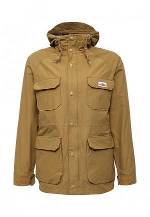 Куртка утепленная Penfield. Цвет: бежевый