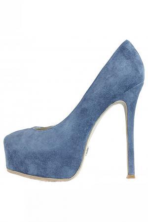 Туфли JANIKO. Цвет: blue