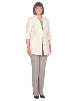 Жакет Томилочка Мода ТМ. Цвет: белый