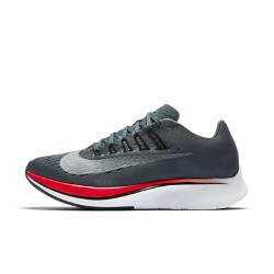Женские беговые кроссовки  Zoom Fly Nike. Цвет: синий
