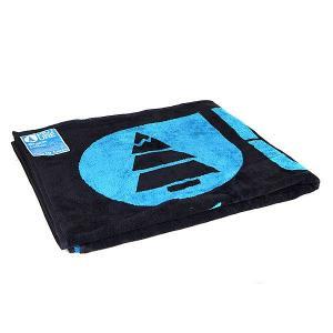 Полотенце  Towel Dear Black/Blue Picture Organic. Цвет: черный,синий