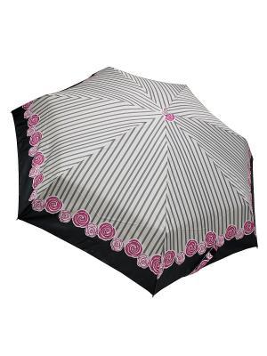 Зонт Edmins. Цвет: серый, бежевый, малиновый