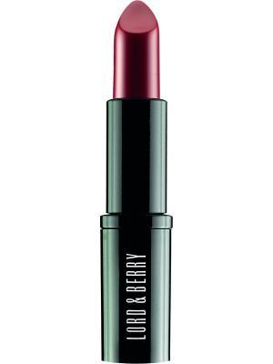 Экстраординарная матовая помада Vogue, оттенок 7607 Red Carpet Lord&Berry. Цвет: темно-бордовый
