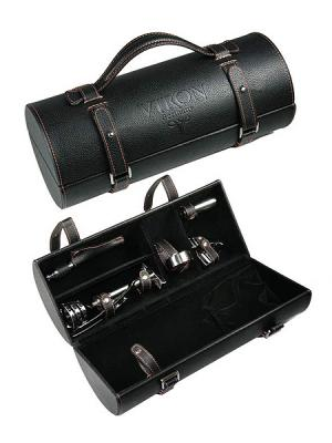 Подарочный набор-сомелье VIRON. Цвет: черный, серебристый