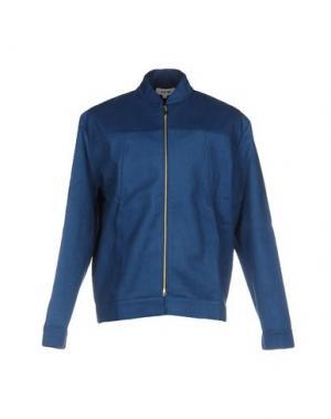 Куртка PIETER. Цвет: синий