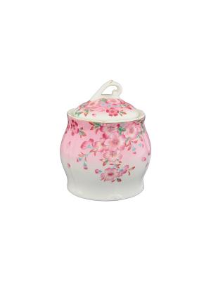 Горшочек для меда Сакура Elan Gallery. Цвет: розовый