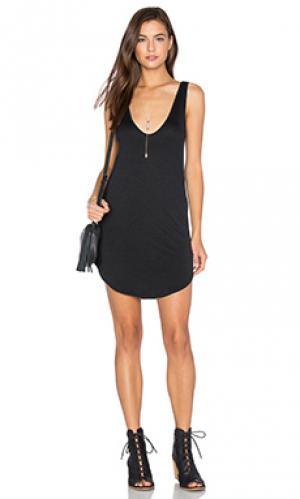 Мини платье coco Riller & Fount. Цвет: черный