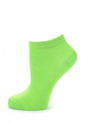 Носки Baon. Цвет: зеленый