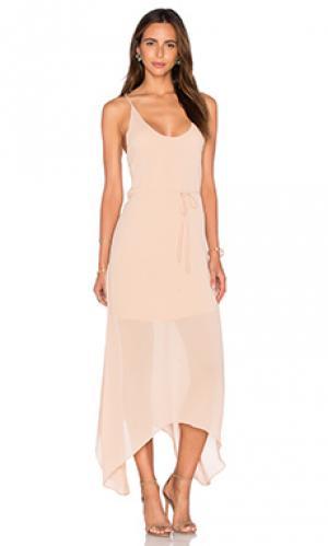 Макси платье castanets Rory Beca. Цвет: беж