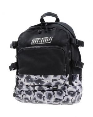 Рюкзаки и сумки на пояс MARC BY JACOBS. Цвет: черный