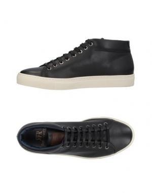 Высокие кеды и кроссовки FABIANO RICCI. Цвет: черный