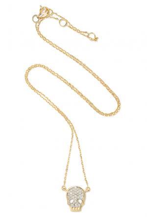Колье 155165 Carlos Albert. Цвет: желтый
