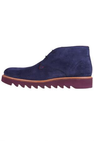 Boots Sergio Serrano. Цвет: blue