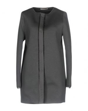 Легкое пальто JAN MAYEN. Цвет: стальной серый
