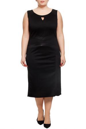 Платье Melisita. Цвет: черный