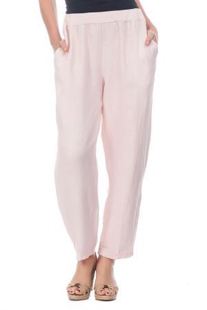 Pants LAURA MORETTI. Цвет: pink