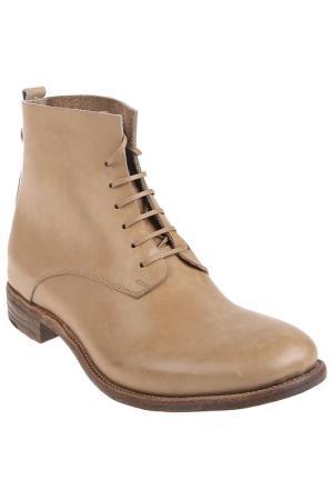 Ботинки Rocco P.. Цвет: бежевый