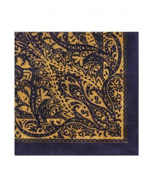 Платок нагрудный  KS-0058 YELLOW HENDERSON. Цвет: желтый