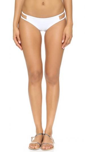 Плавки бикини Luna CHROMAT. Цвет: белый
