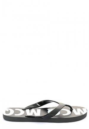 Сланцы McQ. Цвет: черный