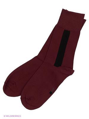 Носки мужские Mark Formelle. Цвет: бордовый