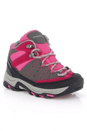 Ботинки Kimberfeel. Цвет: розовый