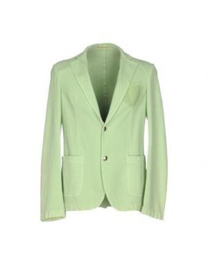 Пиджак FRADI. Цвет: светло-зеленый
