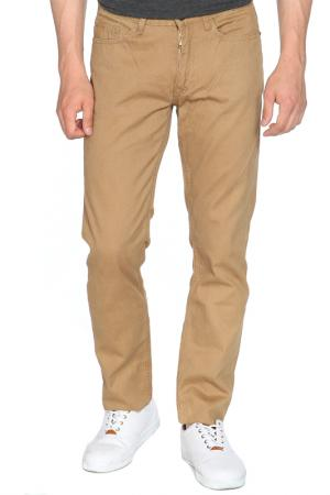 Джинсы Cross Jeanswear Co.. Цвет: песочный