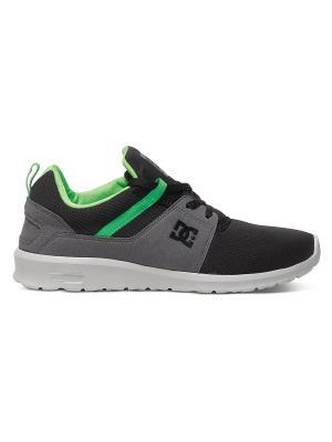 Кроссовки DC Shoes. Цвет: серый