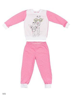 Пижама Я Большой!. Цвет: розовый