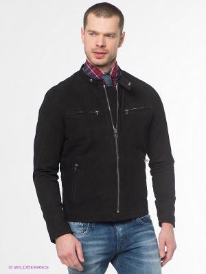 Куртка SELECTED. Цвет: черный