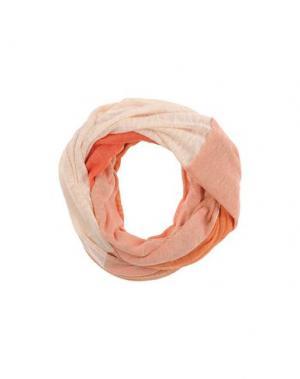 Воротник BARTS. Цвет: оранжевый