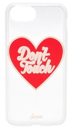 Чехол Dont Touch для iPhone 6 / 6s 7 Sonix