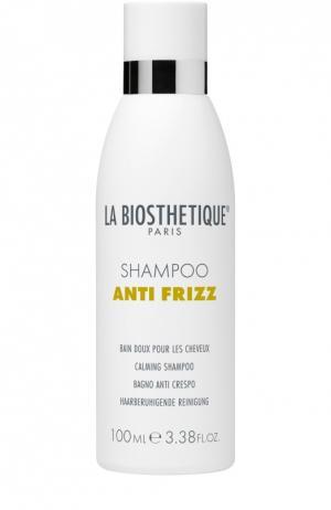 Шампунь для непослушных и вьющихся волос La Biosthetique. Цвет: бесцветный