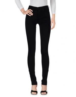 Джинсовые брюки JUNKYARD.. Цвет: черный