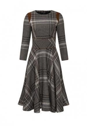 Платье 9AConcept. Цвет: серый