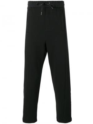 Jersey track pants D.Gnak. Цвет: чёрный