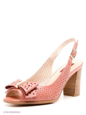 Босоножки MILANA. Цвет: розовый