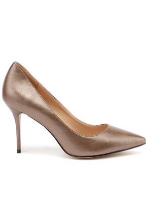 Туфли SpringWay. Цвет: бронзовый