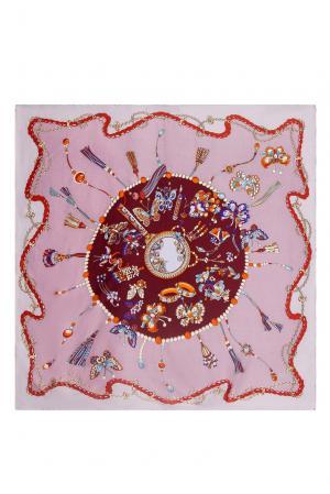 Шелковый платок 183355 Moltini. Цвет: разноцветный