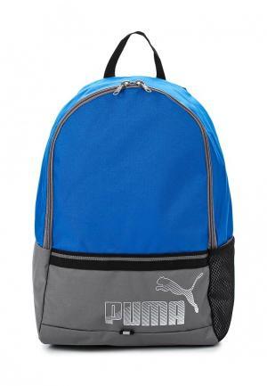 Рюкзак PUMA. Цвет: голубой